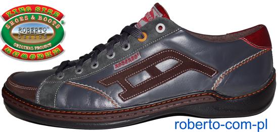 bb7e02ff2f5b5c PÓŁBUTY > Duże buty męskie > Producent obuwia - ROBERTO